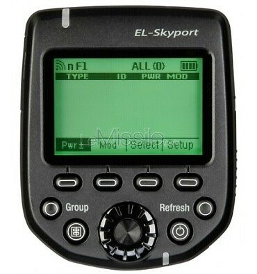 Elinchrom Skyport Transmitter Plus HS for Sony