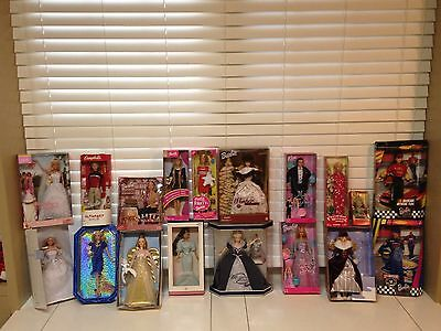 Very Large Vintage Barbie Lot- All Brand New In Original Boxes- Christmas Gifts!