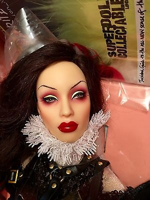 Sybarite Valkyrie Superdoll 2015 Holiday Collection