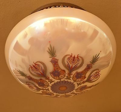 Vintage Lighting luscious 1930 foyer by Lightolier