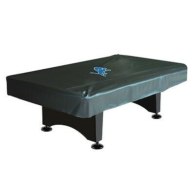 NFL Detroit Lions 8 ft  Fitted Leatherette Pool Table Cover w/ FREE Shipping