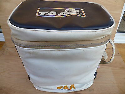 Vintage Old Taa Australian Airlines Bag, Cary Case