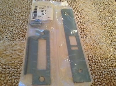 Yale  8805 Mortise Lock Face Plate Armored Front & Strike Plate 32D