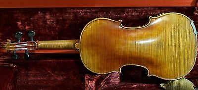 Old French violin Attributed to Nicolas Lupot