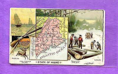 Lot of 4 Arbuckles Coffee Victorian Trade Cards