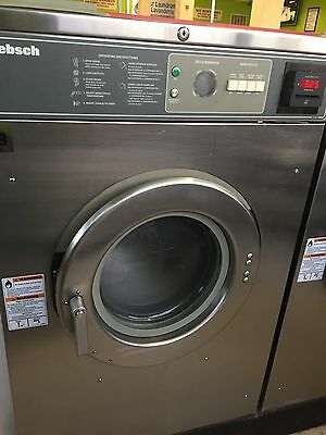 Huebsch 30 lb commercial washer