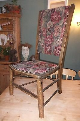 Beautiful antique ?  Farmhouse Cottage style occasional chair