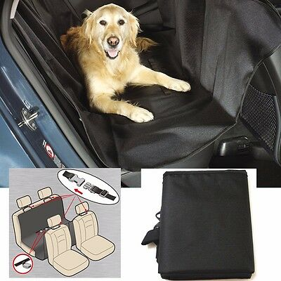 New Pet Dog Cat Car Rear Back Seat Waterproof Cover Safety Mat Protector Hammock