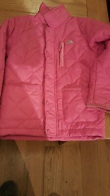 girls trespass coat