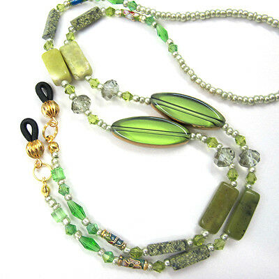 Glasses Spectacles Eyeglass Sunglasses Necklace Chain Holder Cord Strap Lanyard