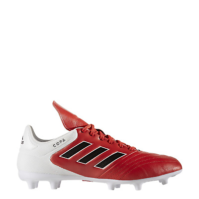 adidas COPA 17.3 FG Football Boots - Red / Black / White
