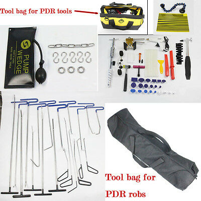 PDR Tools Repair Puller Rods Puller Lifter Paintless Dent Removal Slide Hammer