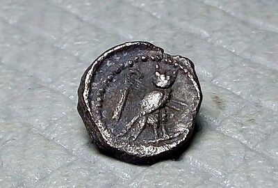 SILVER 5th CENTURY BC PHEONICIA. TYRE ANCIENT DISHEKEL COIN *2531