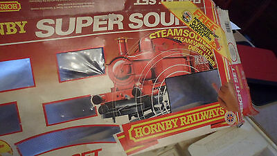 Vintage Hornby Freight Train Set OO Guage, only Part Set.