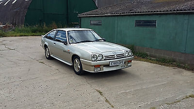 Opel Manta Gte 2.0L A Very Rare  1 Owner Car From New With New Mot