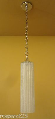 Vintage Lighting circa 1970 high quality foyer fixture by Lightolier