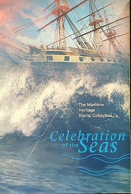 Celebration of the Seas Maritime Heritage Stamp Collection Ltd Edition - 1999