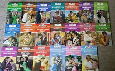 20 Mills and Boon Romance Books