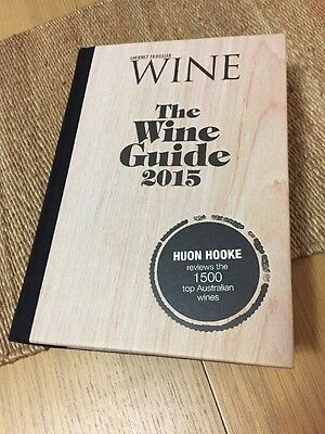 The Wine Guide 2015 by Huon Hooke