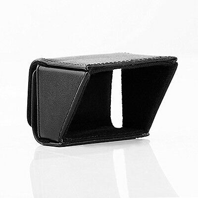 """Xcellent Global 3"""" LCD Screen Sun Shield Hood Flip-out Shade for DSLR Cameras"""