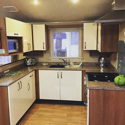 Luxury caravan for hire at Littlesea Weymouth.  Taking bookings for 2017