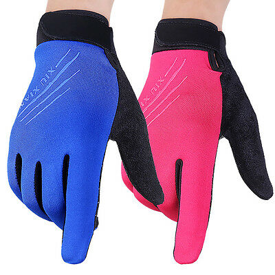 Sports Outdoor Mountaineering Full Finger Touch Screen Gloves Climbing