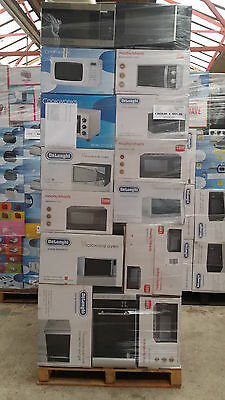 Wholesale Job Lot Clearance MICROWAVES RETURNS PALLET 8110572
