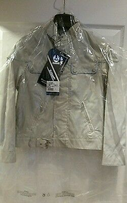 belstaff jacket girls age 8