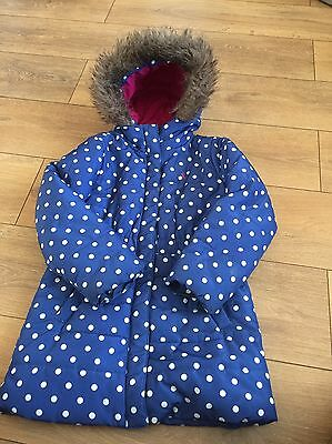 Girls Joules Coat - Lovely Coat!