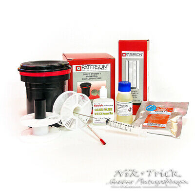 Adox B&W Film Processing Starter Kit ~ Everything Needed to Get Going ~ Bargain!