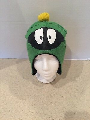 Marvin The Martian Knit Ski Hat