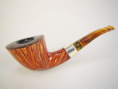 Poul Winsløw Pipe Pfeife Handmade in Denmark Private Collection 9mm Filter #142