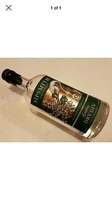 Sipsmith London Dry Gin Empty Bottle