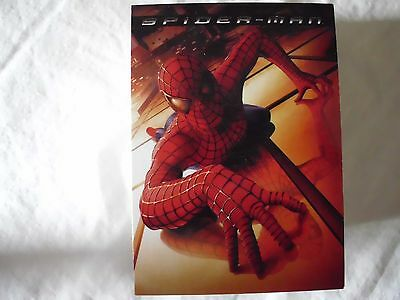 Spider-Man Movie Trading Card Set 2002 Chase and bonus