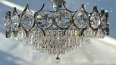 A very nice high quality Vintage Bakalowits chandelier