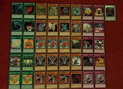 Yu-Gi-Oh Fabled Deck - 40 cards complete BONUS 5 cards