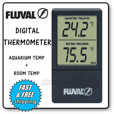 AQUA medic T METER twin Digital THERMOMETER Fish TANK aquarium TEST KIT HEATER