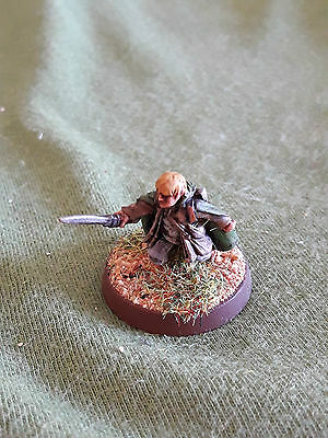 Warhammer GW LOTR Lord of the Rings Sam painted metal