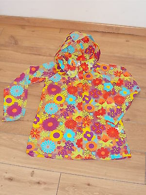 """"""" Orchestra """" Imperméable Multicolore Taille 10 Ans"""