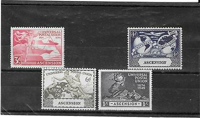1949 Upu Set Ascention   Mint