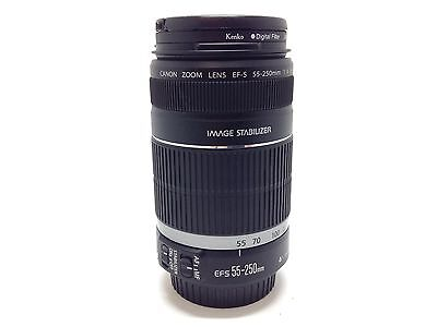 Objetivo Para Canon Canon Efs 55-250Mm 1:4-5.6 Is  1556404