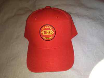 Massey Harris Red Tractor Hat