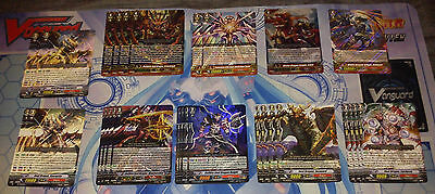 Cardfight Vanguard Kagero Seal Dragons deck