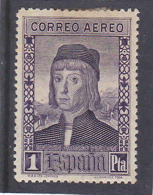 Stamp of Spain.