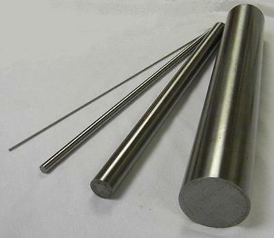 Silver Steel Ground Bar Round Metric Choose Your Size