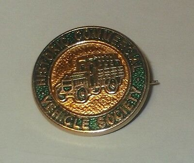 Enamel Badge - Historic Commercial Vehicle Society
