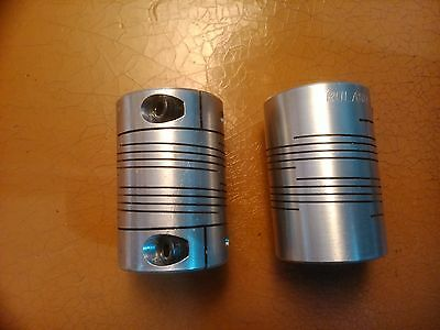 Ruland Flexible Beam Coupling 12/14mm bore