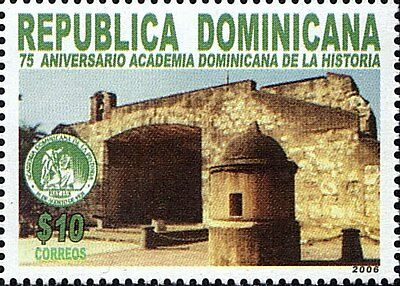 DOMINICAN HISTORY ACADEMY Sc 1417 MNH 2006
