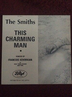 The Smiths This Charming Man - Francois Kevorkian Remixes