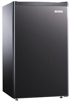 Changhong - 117L Bar Fridge, Black FSR117R02B
